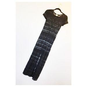 Free People Intimately XS lace maxi dress